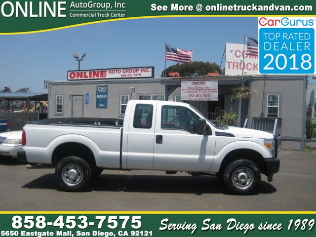 Ford Dealership San Diego >> 2011 Ford Super Duty F 350 4x4 Online Auto Group
