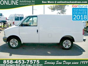 View 2004 GMC Safari Cargo Van