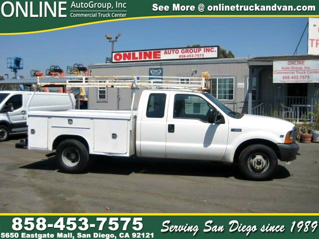 2000 Ford Super Duty F-350 UTILITY XL