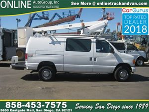 View 2006 Ford Econoline bucket truck