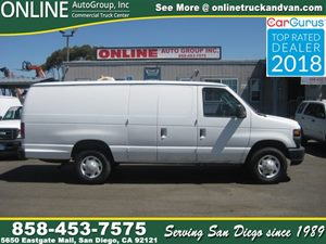 View 2008 Ford E-350 Super Duty Extended Cargo Van