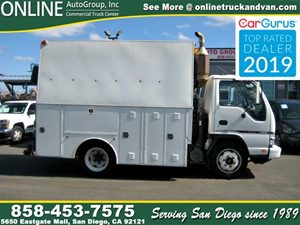 View 2006 GMC W- 5500  SERVICE BODY