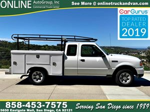 View 2008 Ford Ranger Super Cab 6' Utility