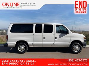 View 2010 Ford E-150 Club Wagon, 8 Passenger