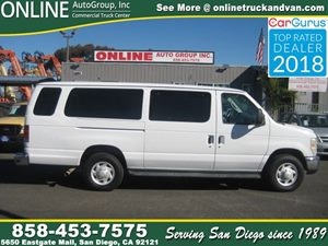 View 2008 Ford E-350 Club Wagon XLT,