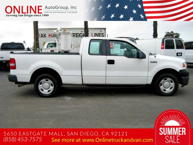 2007 Ford F-150 Super Cab xl