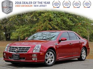 View 2008 Cadillac STS