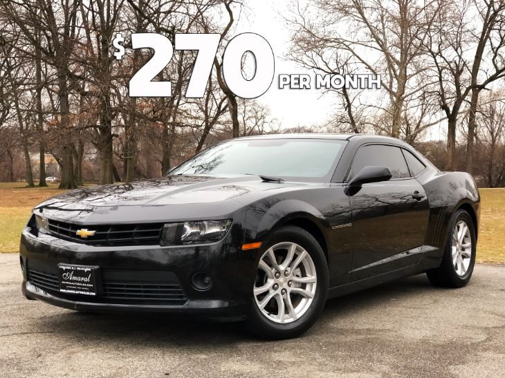 2014 camaro lt owners manual