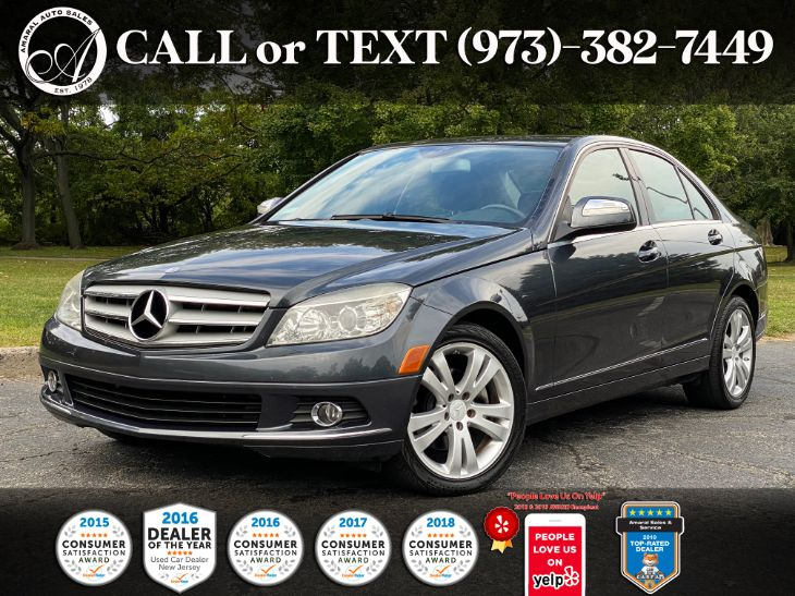 2009 Mercedes-Benz C300 4MATIC Sport Sedan