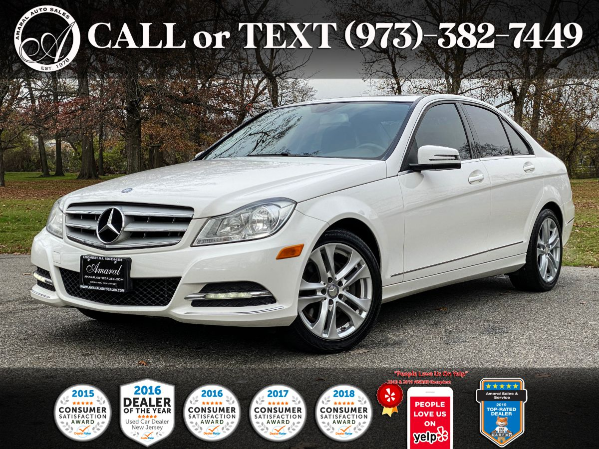 2013 Mercedes-Benz C 300 4MATIC Sport Sedan