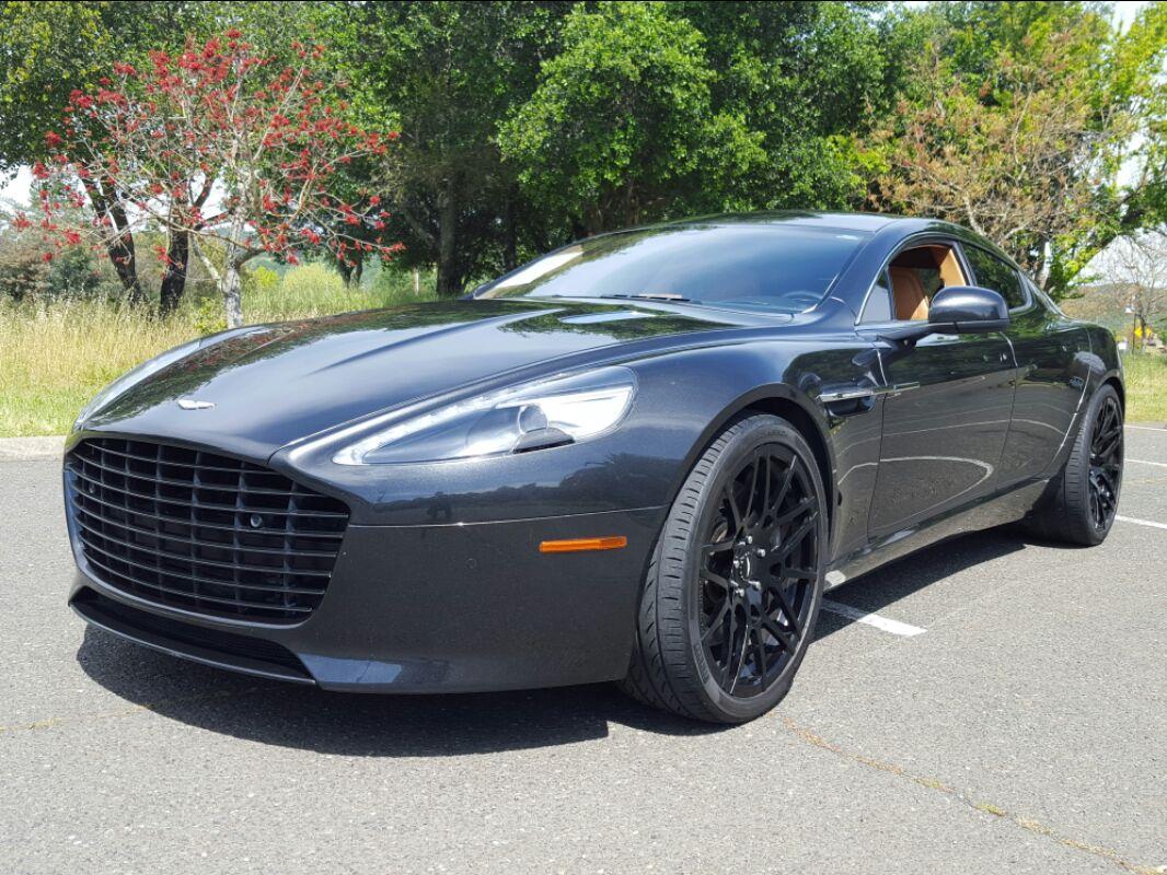 Sold Aston Martin Rapide S In Sonoma - Aston martin 4 door price