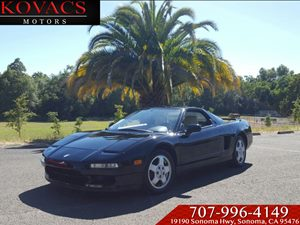 View 1991 Acura NSX