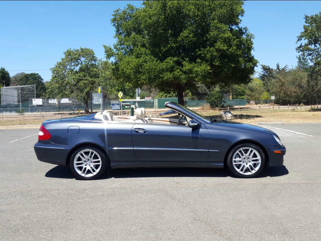 Used 2008 Mercedes Benz Clk350 Cabriolet In Sonoma Uhi Wiring Image 5