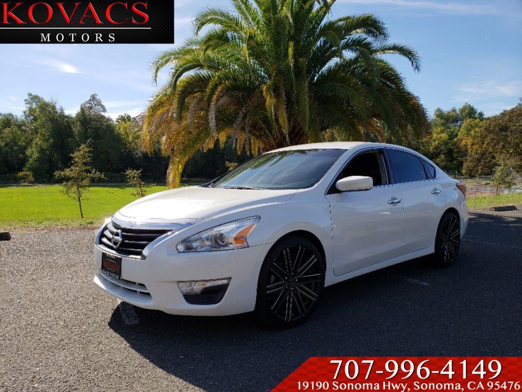 Sold 2013 Nissan Altima 2 5 S In Sonoma