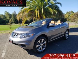 View 2014 Nissan Murano CrossCabriolet