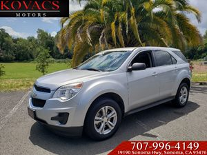 View 2012 Chevrolet Equinox