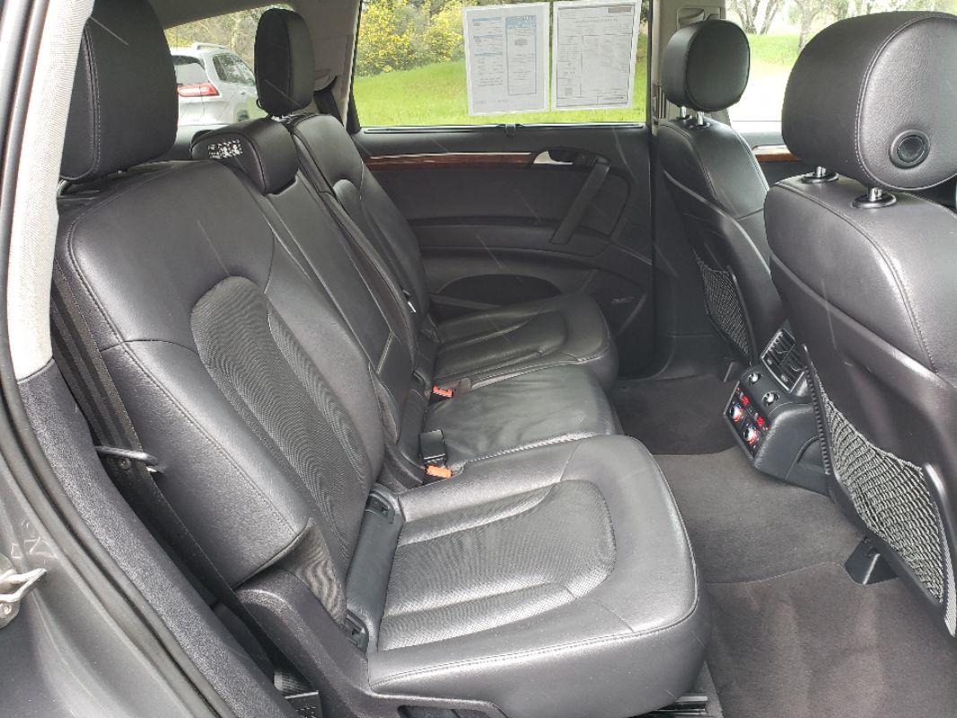 2013 Audi Q7 3 0T S line Prestige - Kovacs Motors Inc
