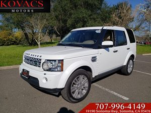 View 2011 Land Rover LR4