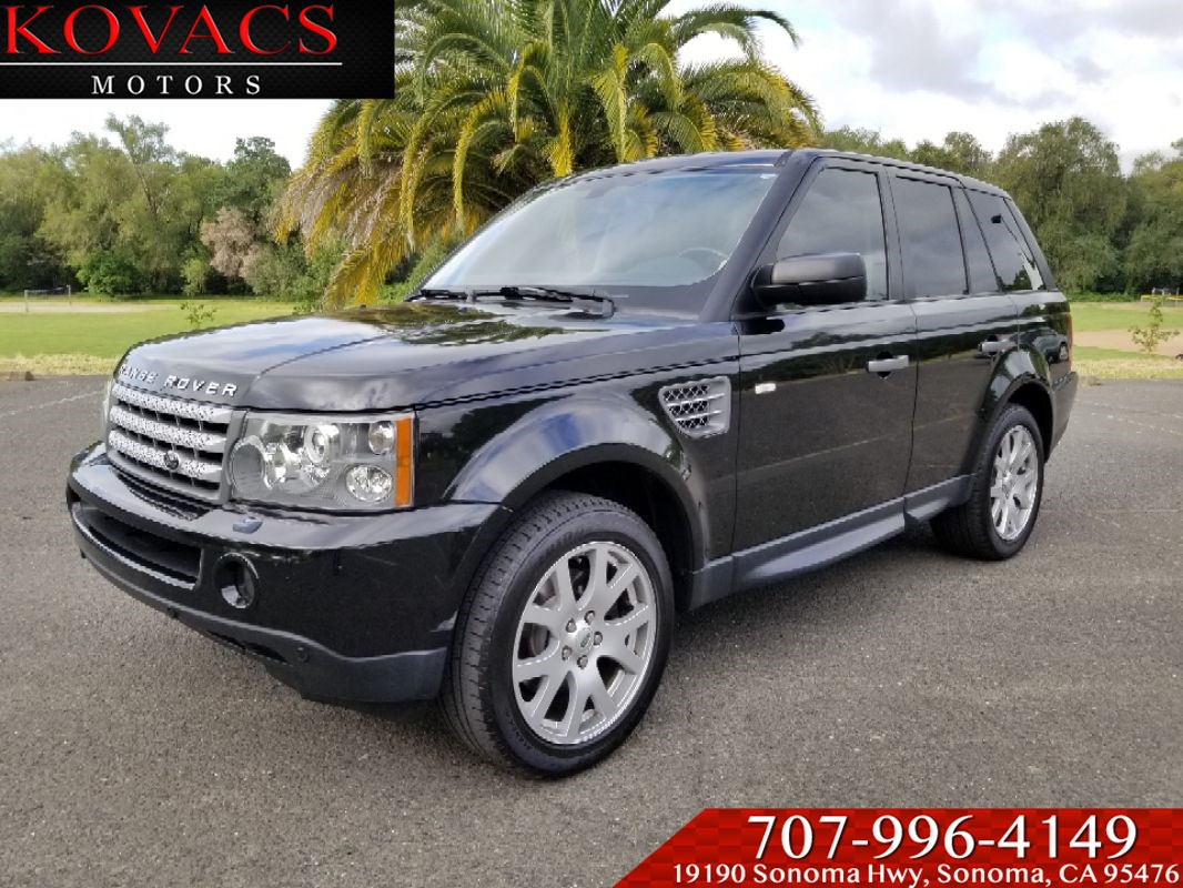 2009 Land Rover Range Rover Sport HSE