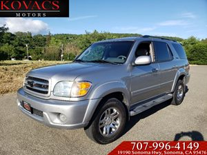 View 2004 Toyota Sequoia