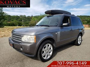 View 2007 Land Rover Range Rover