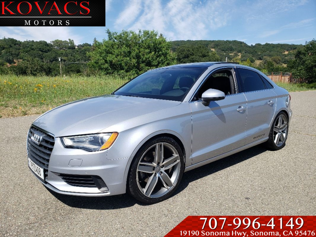 2015 Audi A3 2 0T Premium Plus - Kovacs Motors Inc