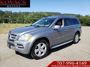 View 2012 Mercedes-Benz GL 450