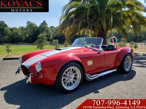 View 1966 Shelby Cobra