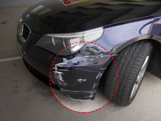 Bumper Repair & Paint Special