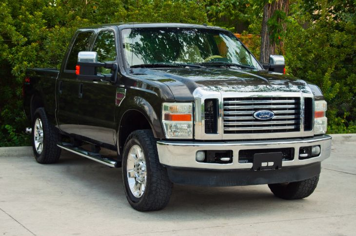2008 Ford Super Duty F-250 SRW Lariat