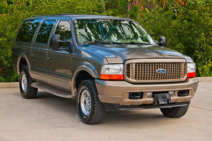 Used 2004 Ford Excursion Eddie Bauer Pending Sale In Houston