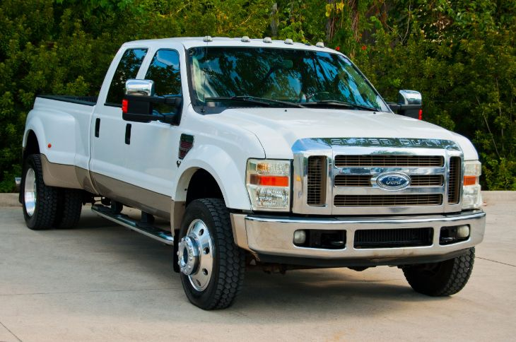 2008 Ford Super Duty F-450 DRW Lariat BULLETPROOFED