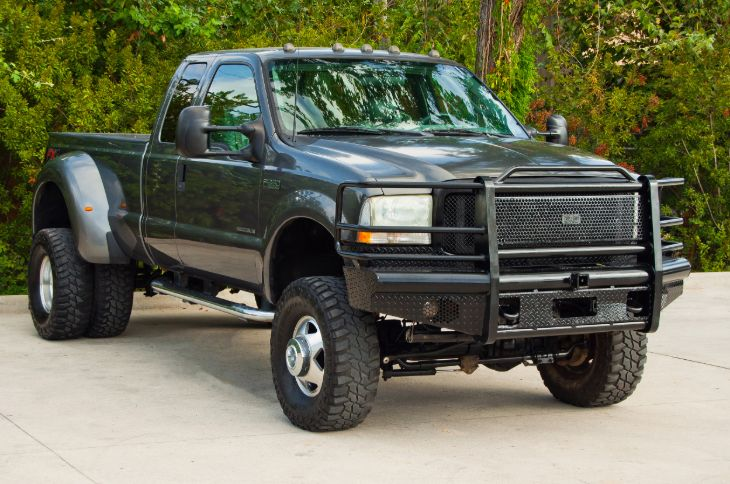 2003 Ford Super Duty F-350 DRW 7.3 Lariat 7.3