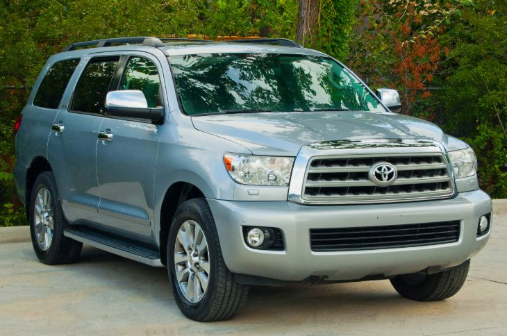2014 Toyota Sequoia Limited