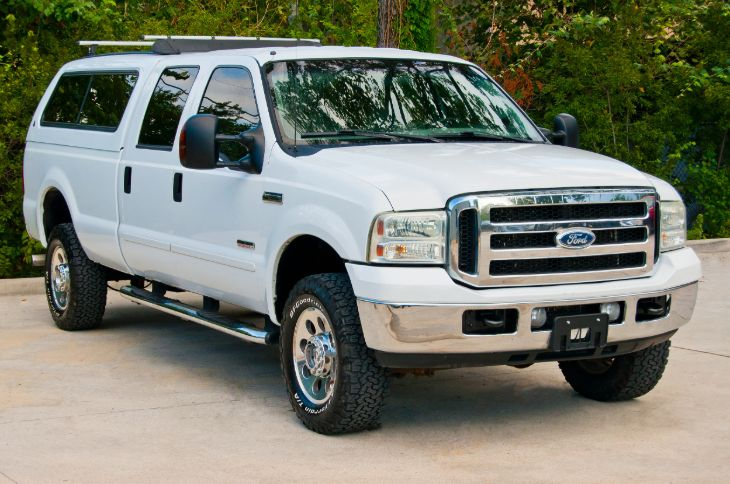2006 Ford Super Duty F-350 SRW XLT