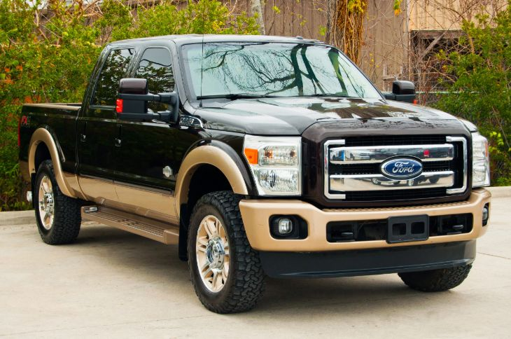 2013 Ford Super Duty F-250 SRW King Ranch**PENDING**