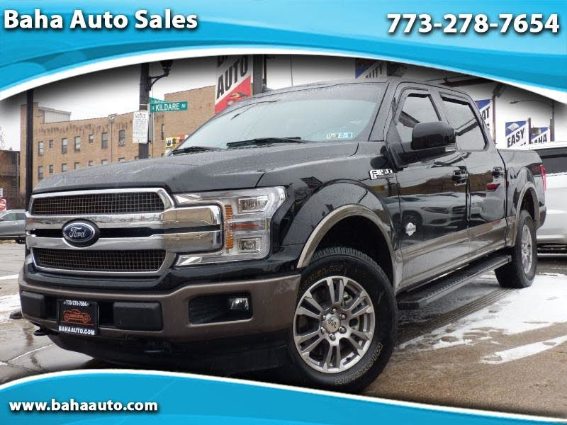 f9e61de0896 Home; 2018 Ford F-150 KING RANCH. OVERVIEW; PHOTOS; PRICING; FEATURES &  SPECS; SAFETY. Featured