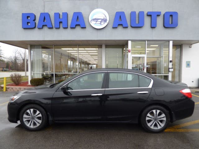 Honda Accord Lx >> Used 2015 Honda Accord Lx In Burbank