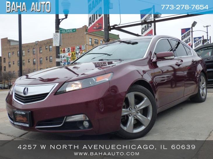 2012 Acura TL Advance Auto - Baha Auto Sales