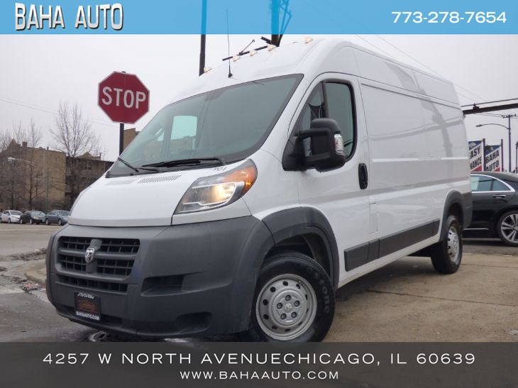 2018 dodge promaster 2500 owners manual
