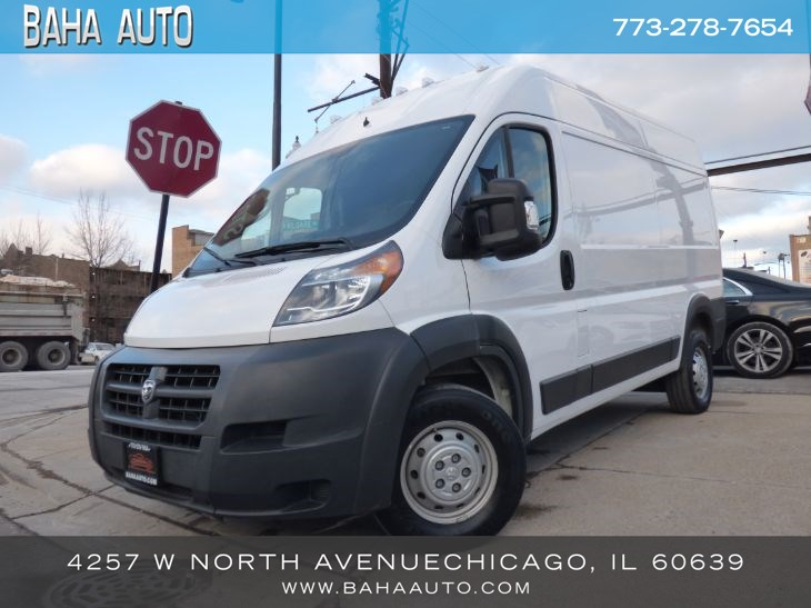 8e7e9a30c4 Used 2018 Ram ProMaster Cargo Van 2500 High Roof 136