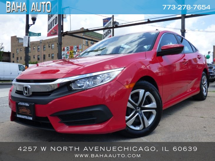 5e5d5e0446d Used 2016 Honda Civic Sedan LX in Chicago