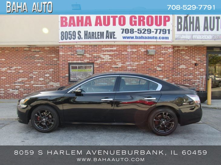 2012 Nissan Maxima 3.5 S w/Limited Edition Pkg