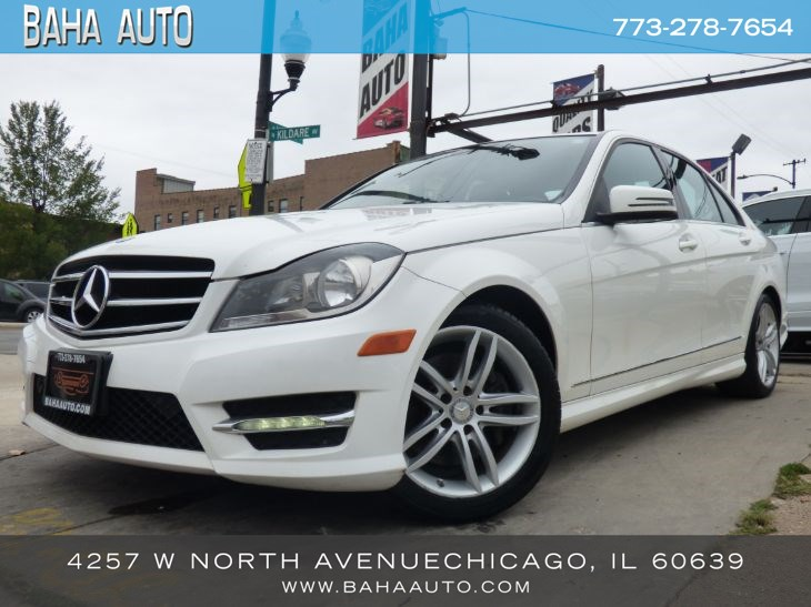 2014 Mercedes-Benz C 300 4MATIC Sport Sedan