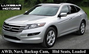 View 2010 Honda Accord Crosstour