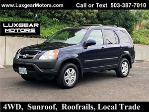 View 2004 Honda CR-V