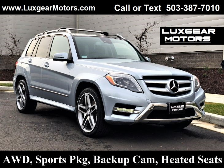 2014 Mercedes-Benz GLK 350 4MATIC SUV
