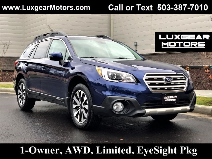 2017 Subaru Outback Limited AWD
