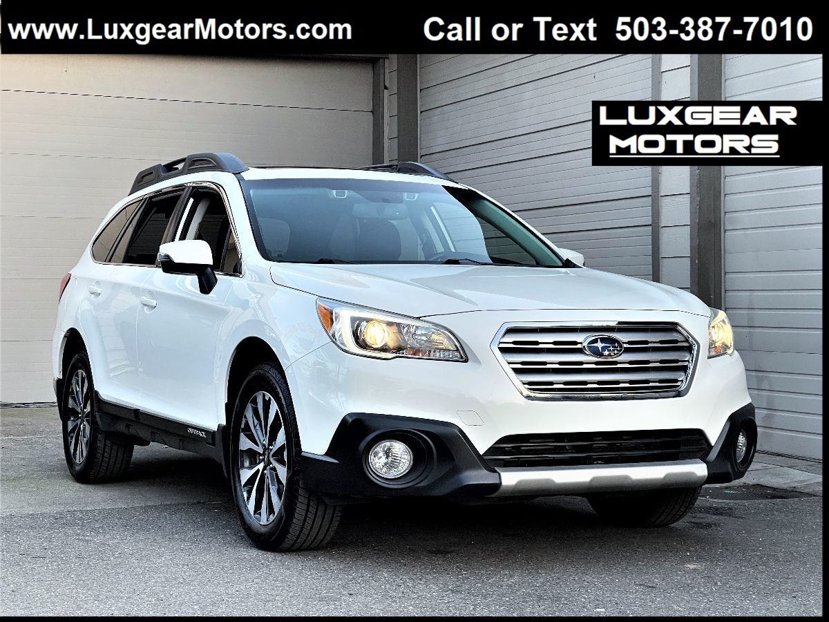 2015 Subaru Outback 2.5i Limited AWD Wagon