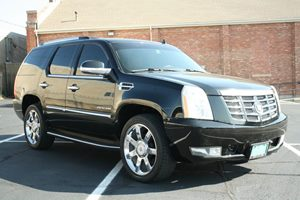 View 2012 Cadillac Escalade
